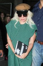 LADY GAGA Out and About in London 06/07/2015