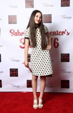 LANDRY BENDER at Sabrina Carpenter's 16th Birthday Party in Los Angeles