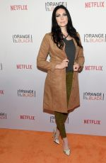 LAURA PREPON at Orangecon Fan Event in New York