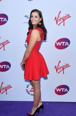 LAURA ROBSON at WTA Pre-Wimbledon Party in London