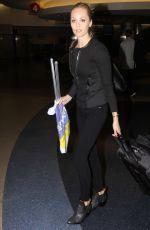 LAURA VANDERVOORT Arrives at Los Angeles International Airport 05/31/2015