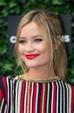 LAURA WHITMORE at One For the Boys Fashion Ball in London