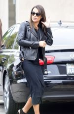 LEA MICHELE Out and About in Los Angeles 06/12/2015