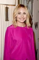 LEAH PIPES at Thewarp's 2015 Emmy Party in West Hollywood