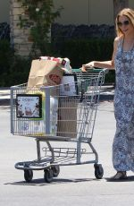 LEANN RIMES on Grocery Shopping in Calabasas 06/20/2015