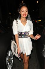 LEIGH-ANNE PINNOCK at New Look Wireless Festival in London