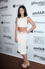 LEIGH LEZARK at Solstice Presented by Amfar's Generationcure in New York