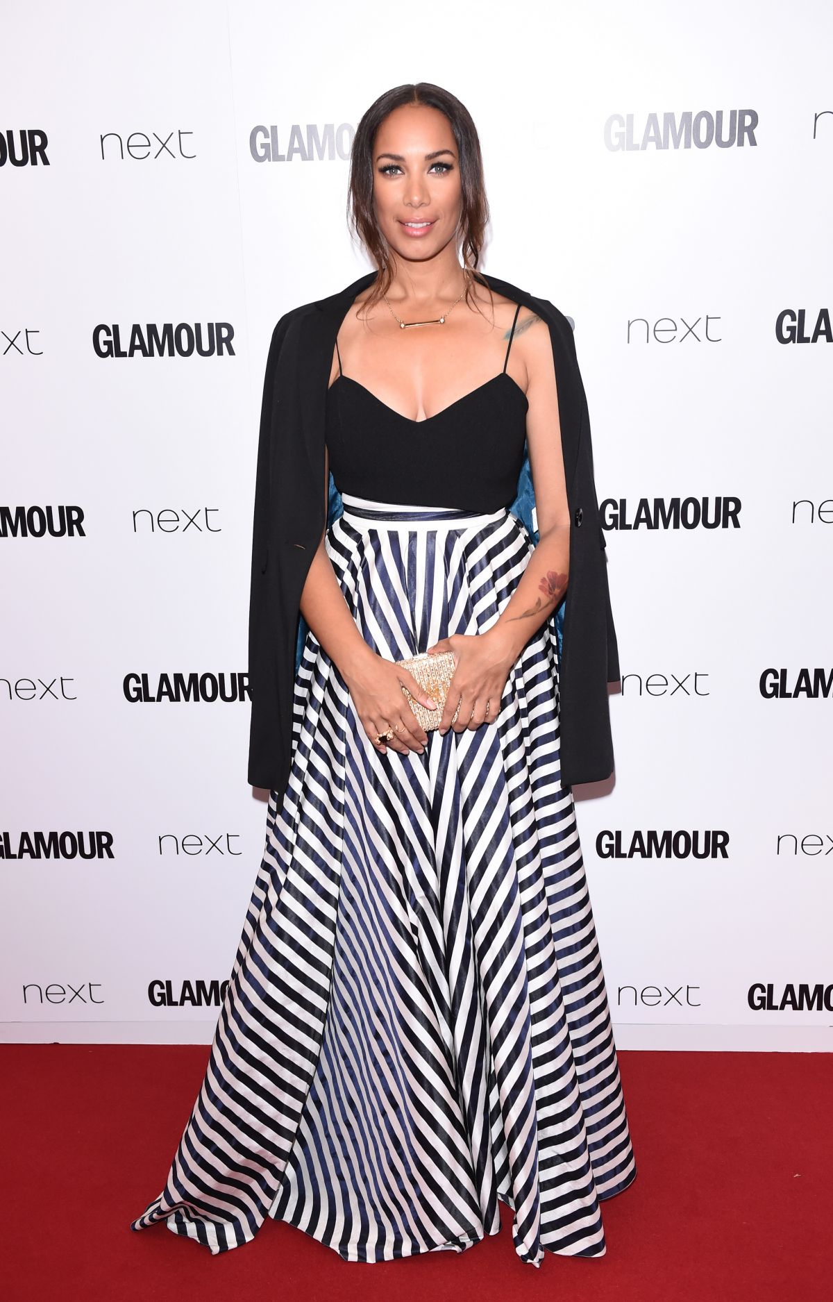 LEONA LEWIS at Glamour Women of the Year Awards in London