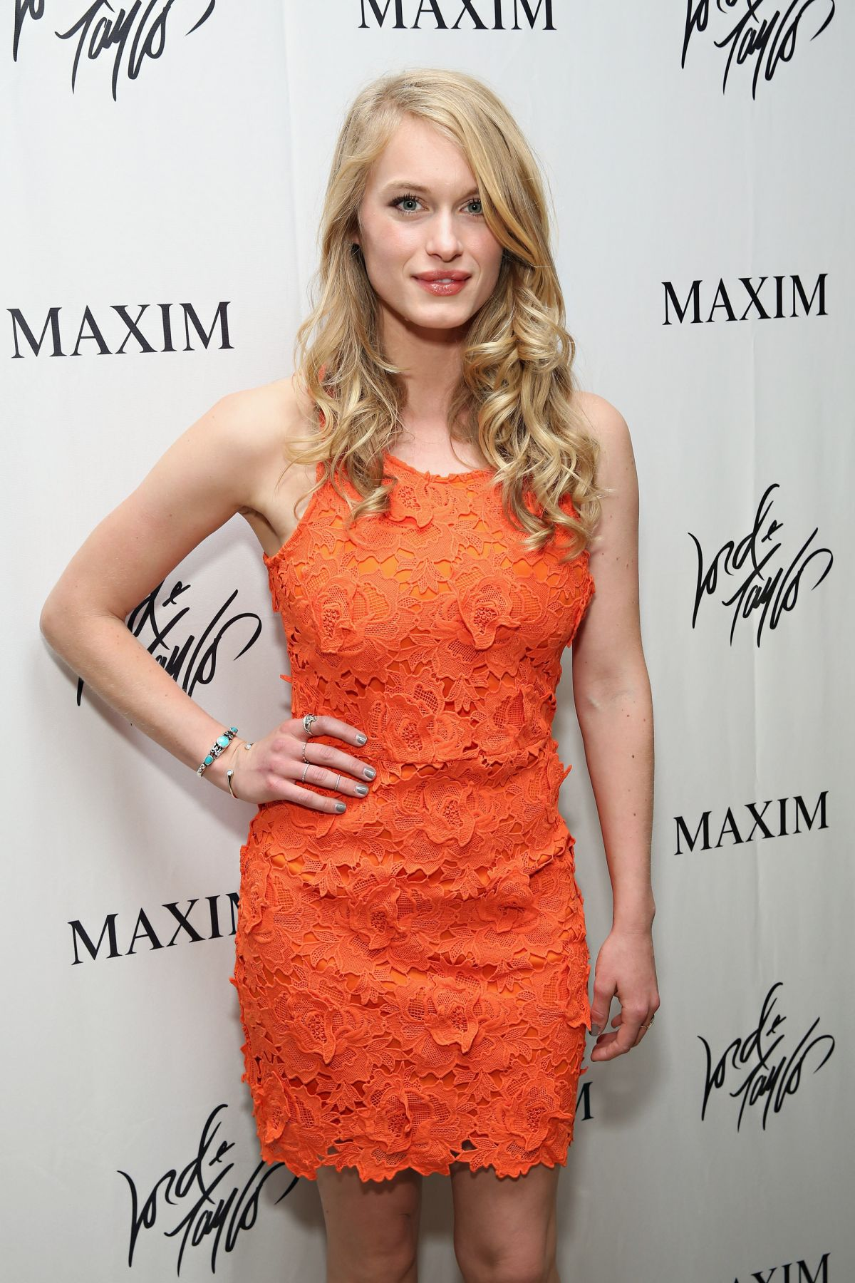 Leven Rambin At Lord Taylor Suddenly Summer Jam In New York