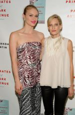 LEVEN RAMBIN at Primates of Park Avenue Event in New York