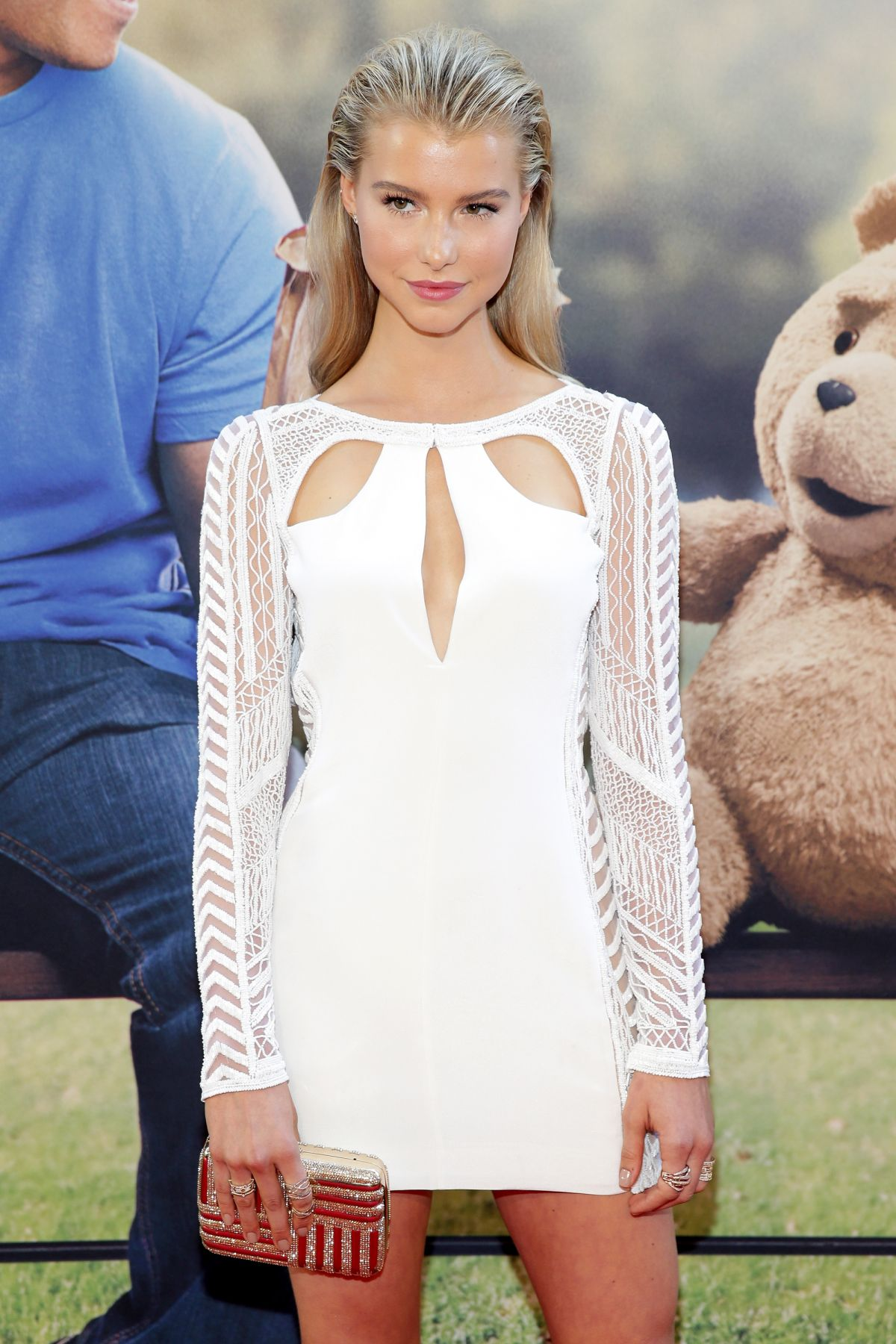LEXI ATKINS at Ted 2 Premiere in New York
