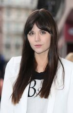 LILAH PARSONS at Entourage Premiere in London