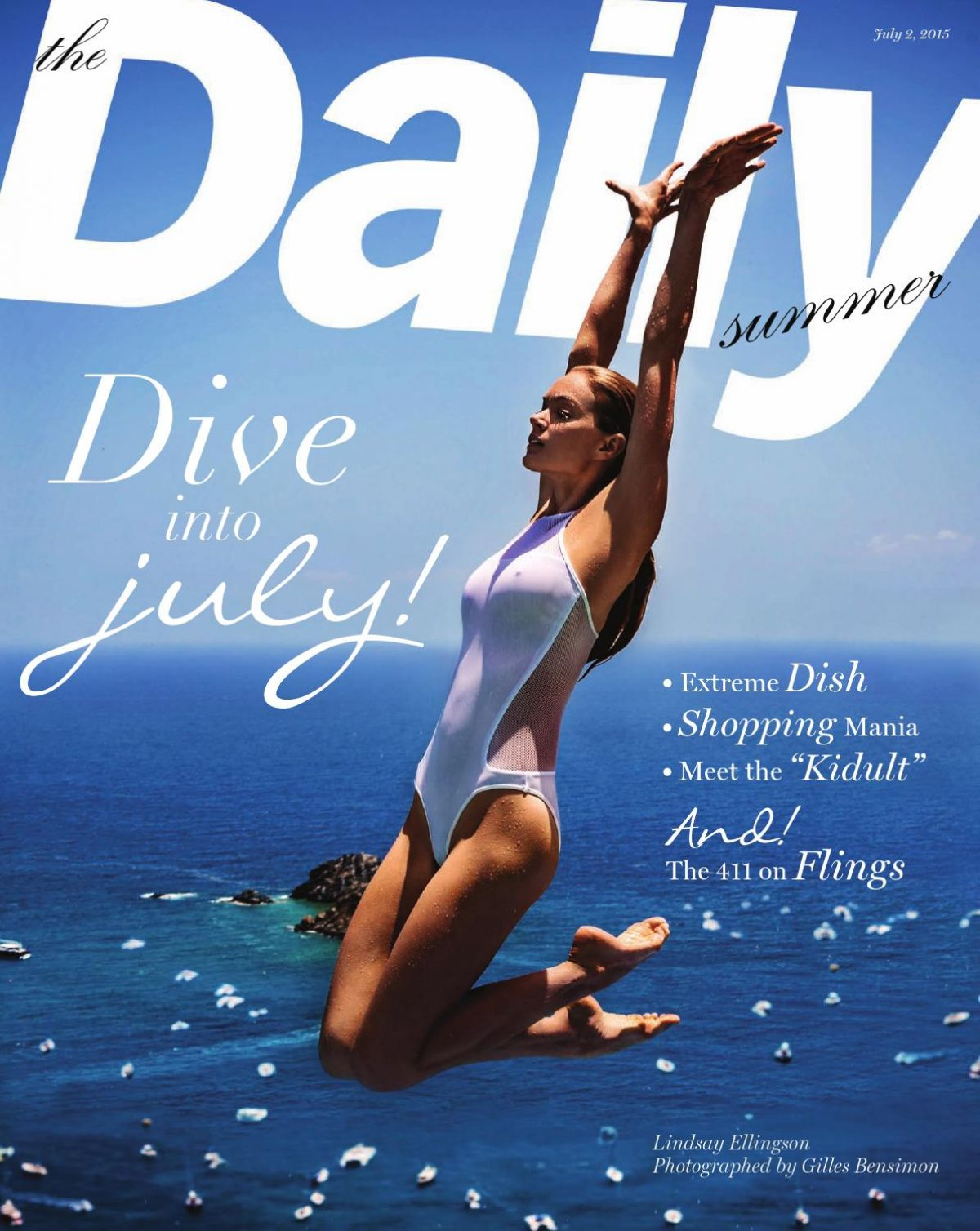 d25e23c1c6a LINDSAY ELLINGSON in The Daily Summer