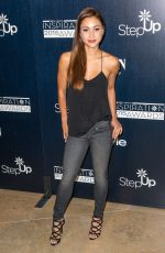 LINDSEY MORGAN at Step Up 12th Annual Inspiration Awards in Beverly Hills