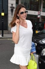 LISA SNOWDON at Launch of Natural Health, Beauty and Wellbeing Website Grace Guru in London