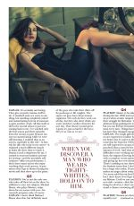 LIZZY CAPLAN in Playboy Magazine, July/August 2015 Issue