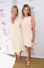 LORI LOUGHLIN at Charlotte & Gwenyth Gray Foundation Tea Party in Brentwood