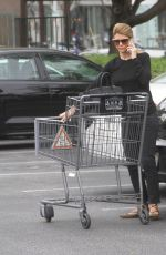 LORI LOUGHLIN Out Shopping in Beverly Hills 06/13/2015
