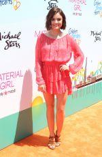 LUCY HALE at Children Mending Hearts Empathy Rocks Fundraiser in Malibu