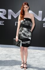 LYDUA HEARST at Terminator: Genisys Premiere in Hollywood