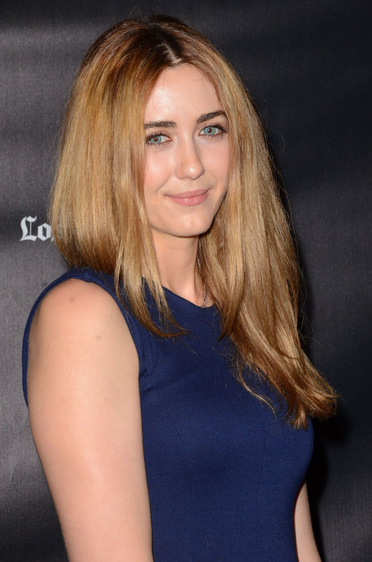 MADELINE ZIMA at Weepah Way for Now Screening at 2015 LA ...
