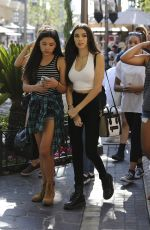 MADISON BEER at The Grove in West Hollywood 06/18/2015
