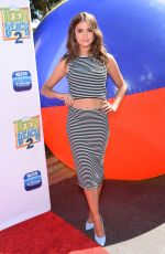 MAIA MITCHELL at Teen Beach 2 Premiere in Burbank