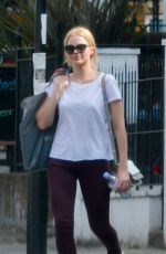 MARGOT ROBBIE Out in London 06/26/2015