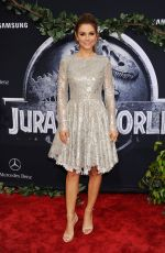 MARIA MENOUNOS at Jurassic World Premiere in Hollywood