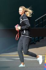 MARIA SHARAPOVA Out and About in London 06/23/2015