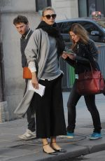 MARIA SHARAPOVA Out and About in Paris 06/01/2015