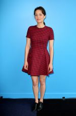 MARION COTILLARD at Ice nad Sky Launch in New York