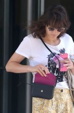 MARION COTILLARD Out Shopping in New York 06/12/2015
