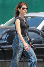 MARISA TOMEI Out and About in New York 06/08/2015