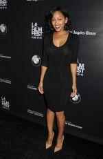 MEAGAN GOOD at A Girl Like Grace Screening at 2015 LA Film Festival