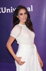 MEGHAN MARKLE at NBC Summer Press Day in New York