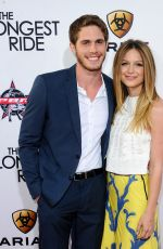 MELISSA BENOIST at The Longest Ride Premiere in Hollywood 06/04/2015
