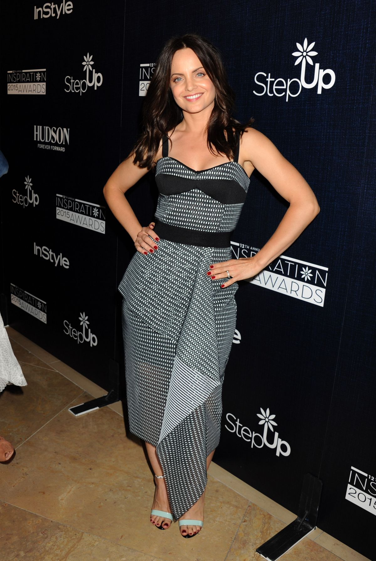 MENA SUVARI at Step Up 12th Annual Inspiration Awards in Beverly Hills