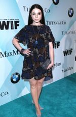 MICHELLE TRACHTENBERG at Women in Film 2015 Crystal+Lucy Awards in Century City