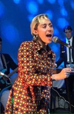 MILEY CYRUS at Robert Duffy and Connor Dodd