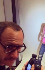 MILEY CYRUS - Terry Richardson Photoshoot, June 2015