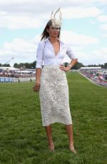 MILLIE MACKINTOSH at 2015 Investec Derby Festival at Epsom Racecourse