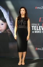 MING-NA WEN at the 55th Monte Carlo TV Festival in Monte-Carlo