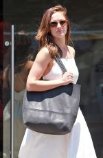 MINKA KELLY Out and About in West Hollywood 06/20/2015