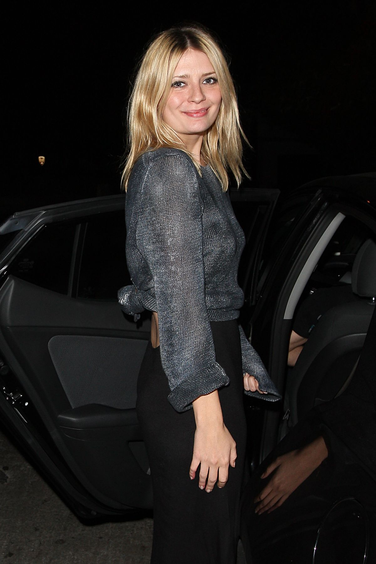 MISCHA BARTON Leaves Chateau Marmont in West Hollywood 06/15/2015 ...