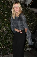MISCHA BARTON Leaves Chateau Marmont in West Hollywood 06/15/2015