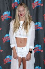 MOLLEE GRAY at Planet Hollywood Times Square in New York