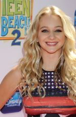 MOLLEE GRAY at Teen Beach 2 Premiere in Burbank