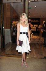 MOLLIE KING at Louis Vuitton Launch Party in London