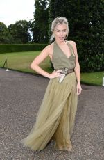 MOLLIE KING at Vogue and Ralph Lauren Wimbledon Party in London